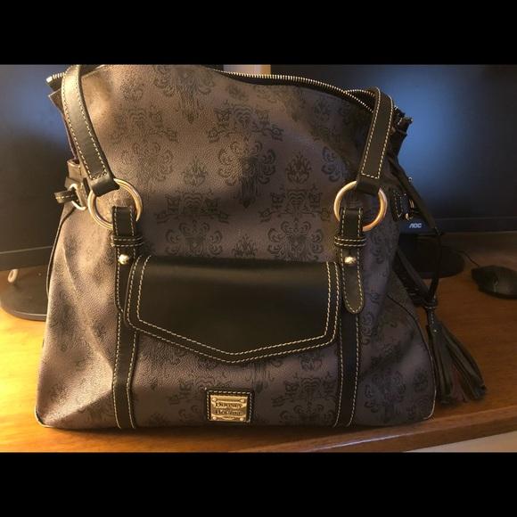 65c3d50a07f Dooney   Bourke Handbags - Disney Dooney   Bourke Haunted Mansion purse